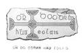 Odhran Ua Eolais Grave Slab.png