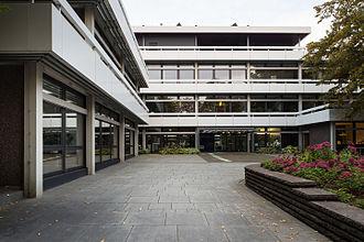 Volkswagen Foundation - Image: Office building Volkswagen Stiftung foundation Kastanienallee Wiehbergstrasse Doehren Hannover Germany