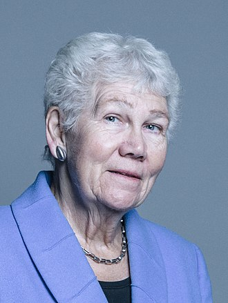 Diana Maddock, Baroness Maddock - Baroness Maddock's official parliamentary photo