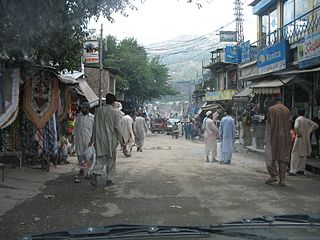 Oghi, Pakistan Town and union council in Khyber Pakhtoonkhwa, Pakistan