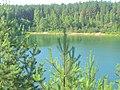 Ogres Zilo kalnu dabas parks, Dubkalnu karjers.jpg