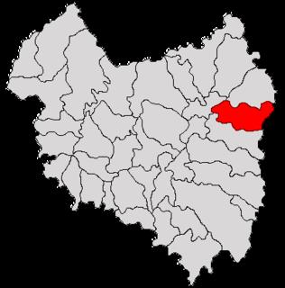 Ojdula Commune in Covasna, Romania