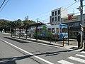 Okayama Electric Tramway Higashiyama Tram Stop - panoramio (5).jpg