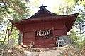 Okumiya Haiden of Hakusan-sha (Kamiiida, Iida).jpg