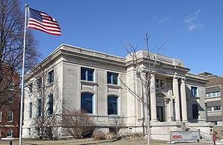 Mason City Public Library