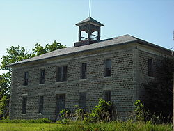 Historic Havensville School, 2009