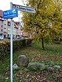 Old evangelical cemetery, Mieczyslaw Michalski Park in Lębork (Żołnierzy Wyklętych avenue).jpg
