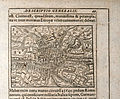 Old map of Ghent by Abraham Saur in 1595.jpg