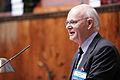 Ole Vagn Christensen, (S) Danmark, talar vid Nordiska radets session i Helsingfors 2008-10-29.jpg