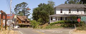 Olema, California - Image: Olema 3414