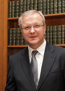 Olli Rehn, le 1ermars2010
