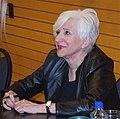 Olympia Dukakis at a Barnes & Noble in New York City 2008.jpg