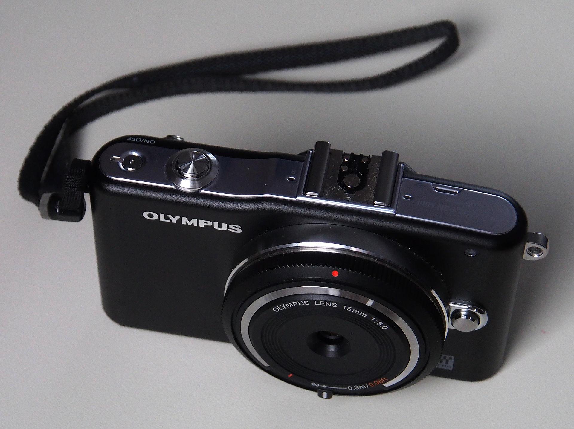 Olympus Pen E Pm1 Wikipedia