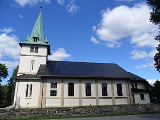 Onsøy - Onsøy Church