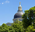 Ontario County courthouse dome over trees.jpg