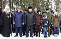 Opening of memorial plate Oleg Peshkov 03.jpg