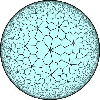Snub triheptagonal tiling - Image: Ord 7 3 floret penta til