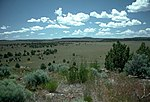 High desert country northwest of Frenchglen