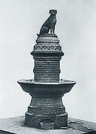 Cruelty to Animals Act, 1876 - Perception that the Cruelty to Animals Act 1876 was weak led to a libel suit, erection of this monument for a vivisected brown dog, and riots by medical students in 1907.