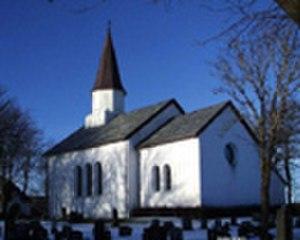 Brekstad - Image: Orland kirke