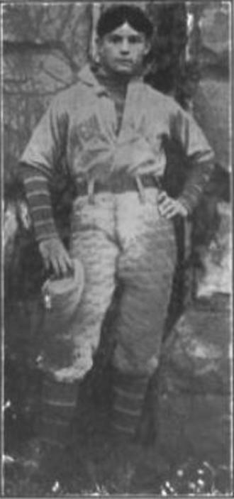 Ormond Simkins - Simkins in 1900.