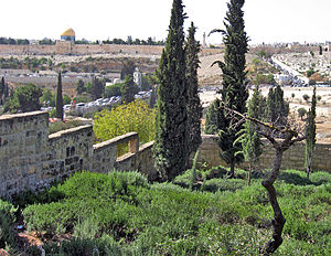 Orson Hyde - The Orson Hyde Memorial Garden, in Jerusalem