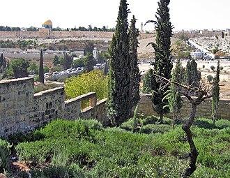 Orson Hyde - The Orson Hyde Memorial Garden, in Jerusalem