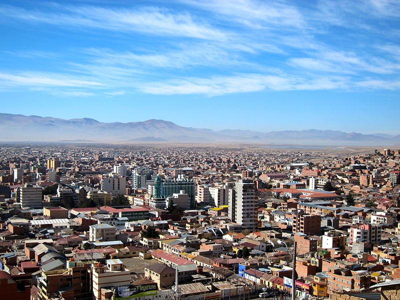 File:Oruro, Bolivia-0.jpg