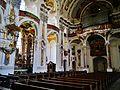 Osterhofen Basilika St. Margareta Innen 05.JPG