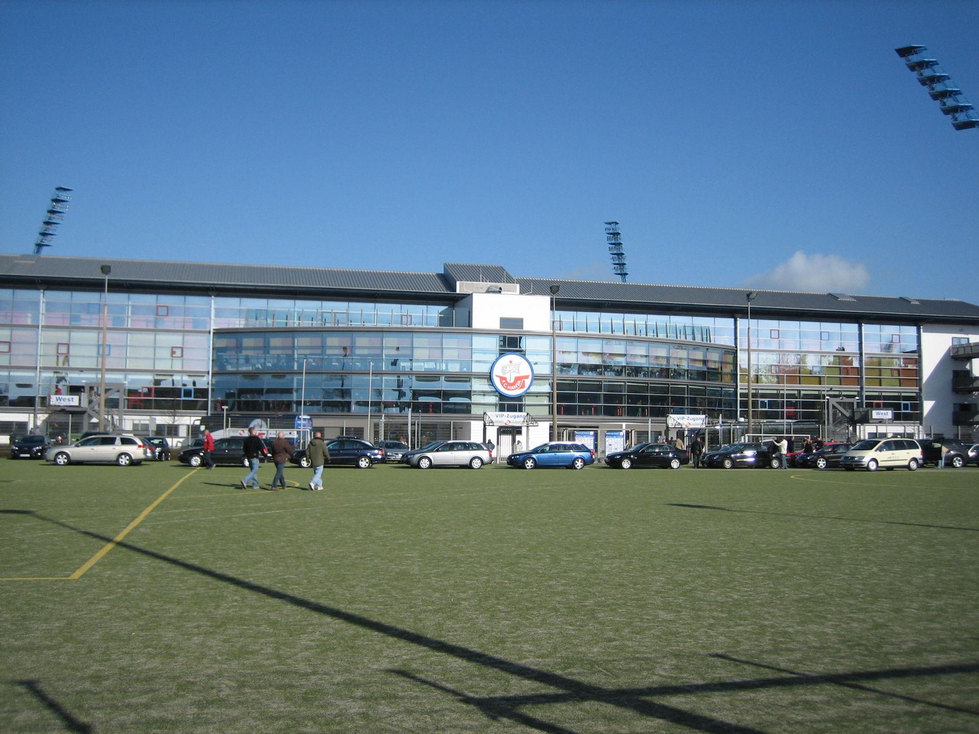 Ostseestadion – Wikipedia