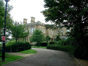 Oulton Hall - Image: Oulton Hall Hotel, Oulton. geograph.org.uk 258514