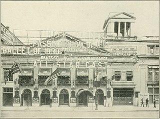 Winter Garden Theatre Broadway theater and movie theater in Midtown Manhattan, New York City, United States