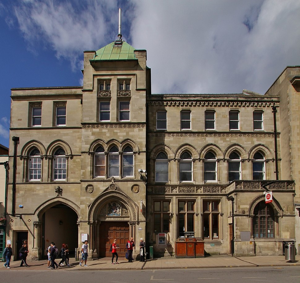 Oxford StAldates PostOffice