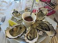Oysters at St. Malo for Amelia - panoramio.jpg