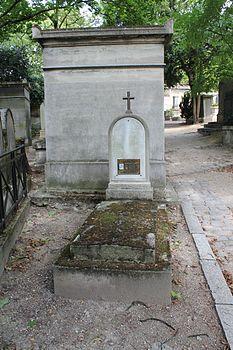 Père-Lachaise - Adrien François Bruno 01.jpg