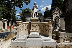 Tomb of Isidore Taylor (1789-1879)