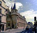 P1100964 Paris III rue Saint-Martin ancien prieuré Saint-Martin rwk.JPG