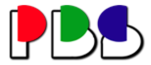 Philippine Broadcasting Service - PBS logo from the mid-1990s to 2017.