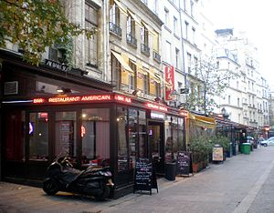 Rue des Lombards - Rue des Lombards