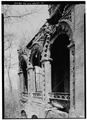 PERSPECTIVE VIEW OF PORCH, SOUTH FRONT, WEST SIDE - Wyndclyffe, Mill Road, Rhinebeck, Dutchess County, NY HABS NY,14-RHINB.V,2-31.tif