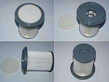 تولید کننده فیلتر هپا صنعتی