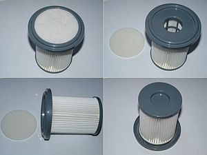 HEPA - HEPA original filter for Philips FC87xx-series vacuum cleaners