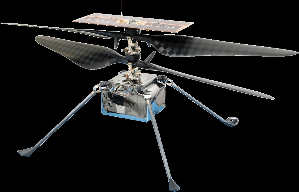 Mars Helicopter Ingenuity Wikipedia