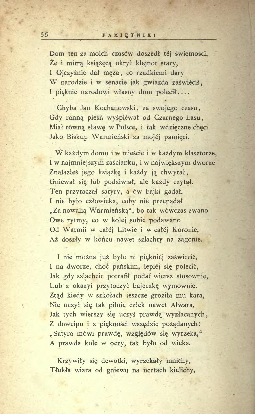 Stronapl Pol Dzieła Wierszem I Proządjvu064 Wikiźródła