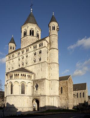 Nivelles Abbey - Image: PM 69094 B Nivelles