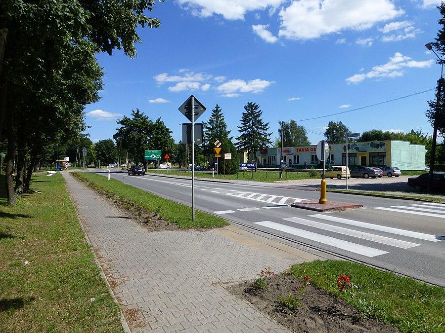 Zaborów, Warsaw West County