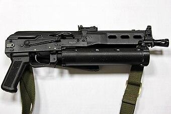 Submachine gun   Military Wiki   FANDOM powered by Wikia