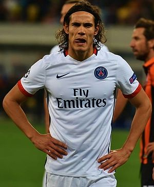 Ligue 1 Player of the Year - Edinson Cavani is the current incumbent of the award.