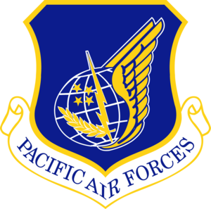 314th Air Division - Image: Pacific Air Forces