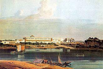 Shuja-ud-Daula - Palace of Nawab Shuja-ud-Daula at Lucknow